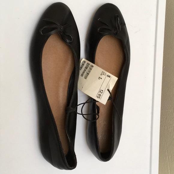 H\u0026M Shoes | Black Hm Flats | Poshmark
